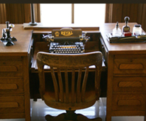 Desks and Secretaries