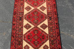 NEW 4x7 Handknotted Persian Meshkin Area Rug