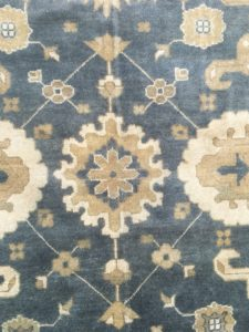 NEW 10x14 Handknotted Oushak Area Rug