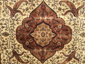 NEW 8x10 Handknotted Serapi Area Rug