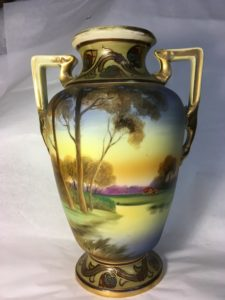 Early 1900s Nippon Vase